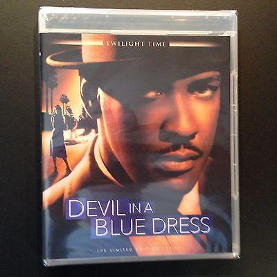 Devil In A Blue Dress  Blu Ray  2015   1995   Twilight Time  Denzel Washington