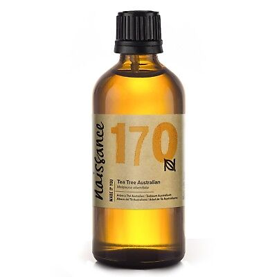 Árbol de Té Australiano - Aceite Esencial 100% Puro - 100ml Aromaterapia