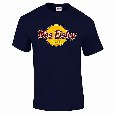 Mos Eisley Star Spoof Parody Wars Tatooine Gift Premium Quality T-Shirt to 5XL