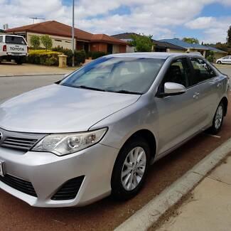2013 Toyota Camry Sedan auto Perth Perth City Area Preview