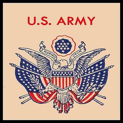 U.S. Army Fridge Magnet