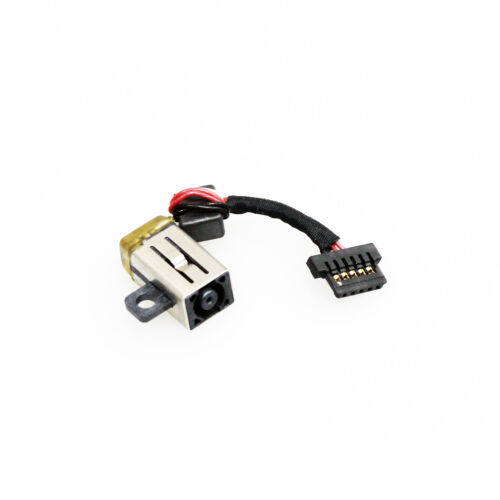 NEW DC POWER JACK Dell Latitude 13 7000 13-7350 DC30100ST00 P//N:A14891-GT074 GT