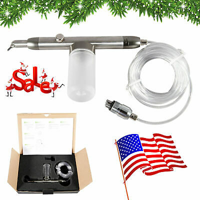 Dental Alumina Air Abrasion Polisher Microetcher Sandblasting Sandblaster 4holes