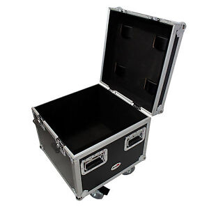 Prox Utility Multipurpose Trunk ATA Road Case Rubber Lined