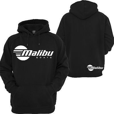 Malibu Boats Hoodie Wake Board Skier Motorsport Racing Jdm Pullover Sweatshirt