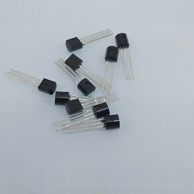 Us Stock 10pcs 2sk170-bl K170 2sk170bl Fet N-ch To-92 Transistor N Channel