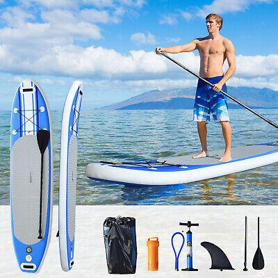 Usado, Tabla de Surf Hinchable con Remo Ajustable Bomba Bolsa y Kit de Reparación segunda mano  España