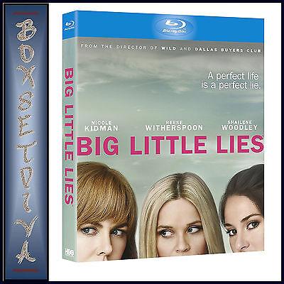 BIG LITTLE LIES -  Reese Witherspoon & Nicole Kidman **BRAND NEW
