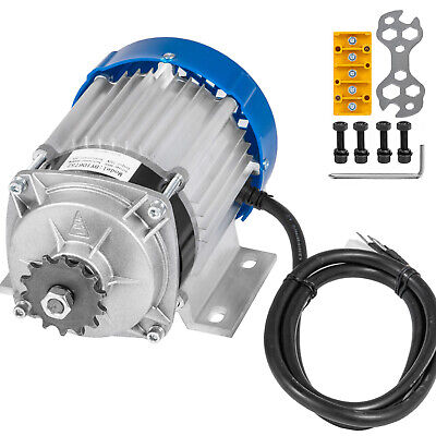 750w 48v Electric Motor For Bicycle Brushless Motor E-bike E-tricycle
