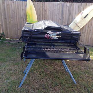 ROO ROOF TOP TENT AND ARB ROOF RACK Bilinga Gold Coast South Preview