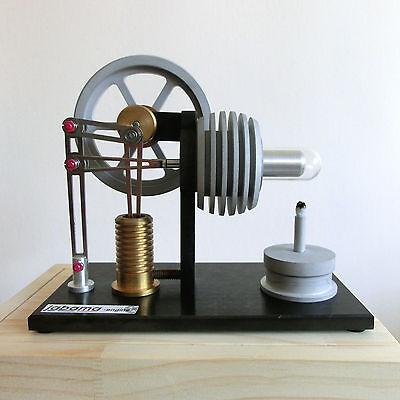 Stirlingmotor Heissluft Motor Physik Modell  Engine motore di aria calda