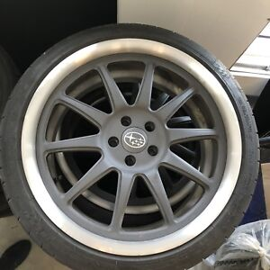 Subaru Mags and Wheels 5