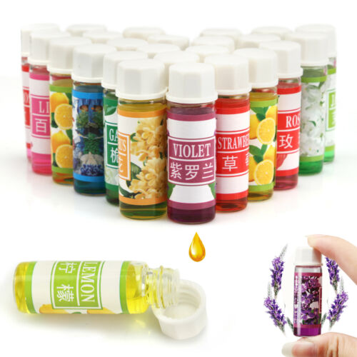 24 PCS  Essential Oil Home Fragrance Set For Air Diffuser Ar