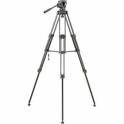 LIBEC TH-650EX TRIPOD for video broadcasting Video Tripod with bag Next 650HD