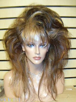 SIN CITY WIGS LONG STRAIGHT LAYERS TEASED BIG SEXY HAIR HOT PICK ANY COLOR!