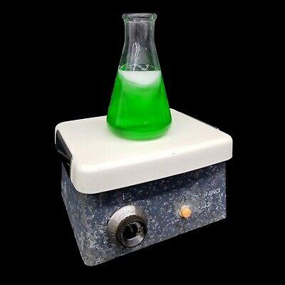 Corning Pc-353 5x7 Ceramic Top Variable Speed Magnetic Laboratory Stirrer 4