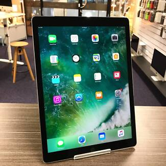 As New iPad Pro 12.9 inch 128G cellular Space Grey Unlocked