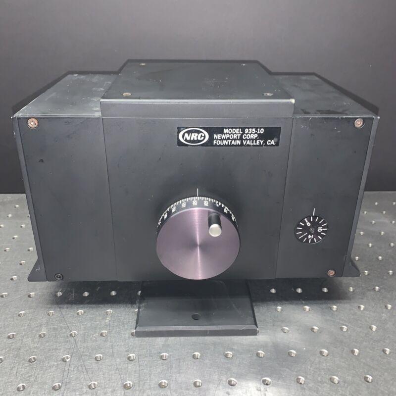 Newport NRC Mode 935-10 High Power Laser Attenuator