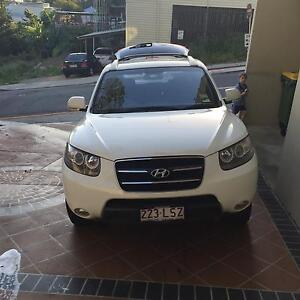 2009 Hyundai Santa Fe Wagon 7 seater Woolloongabba Brisbane South West Preview