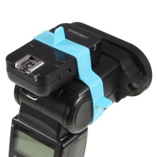 Selens Universal Rubber Band for OnCamera Flash Speedlite Trigger Receiver New
