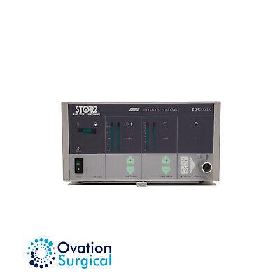 Storz Scb Electronic Endoflator 20 Liter Insufflator With Yoke Hose