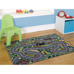 Car Track Rug Uk