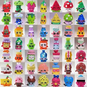 Giant Shopkins Season 1 2 3 Display Checklist