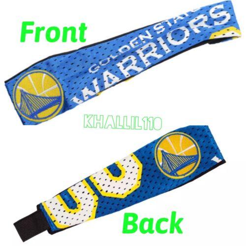 NBA Golden State Warriors Fan Band