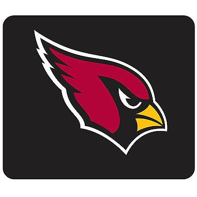 "Arizona Cardinals Neoprene Mouse Pad [NEW] 7"" x 8"" NFL Computer Mousepad"