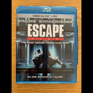 Escape Plan Blu-Ray and DVD