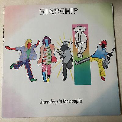 Jefferson Starship - Knee Deep in the Hoopla VG+/NM Vinyl