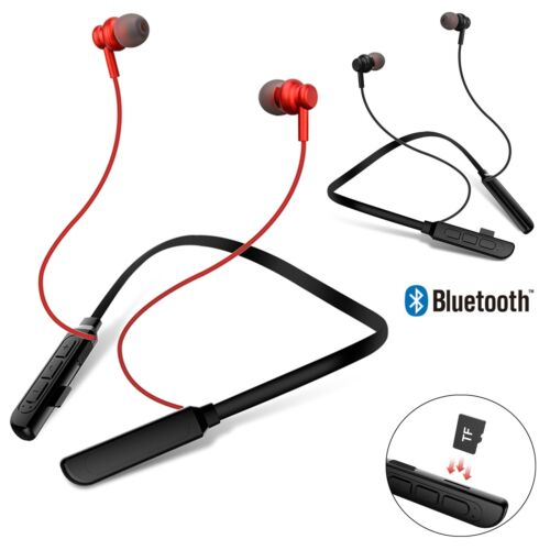 Wireless Bluetooth Headphone Sports Earphone Neckband Headset for Mobile Phones Cell Phone Accessories