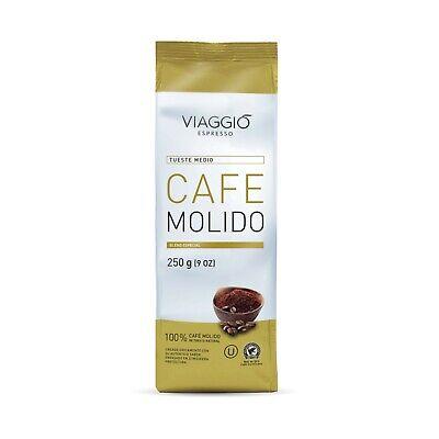 VIAGGIO ESPRESSO - 750 gr. Café molido (3 x 250 gr.) -...