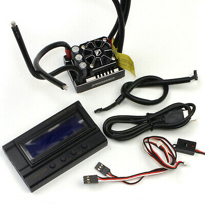 Fantom FR8 Pro Brushless ESC Speed Control / Program Card Combo FAN24106 Fan Controller Program