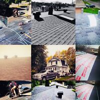 Toiture HFK Roofing , Roof Replacements starting 2.50$ s.f.