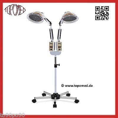 Wärme-Therapielampe Infrarot-Lampe Doppelkopflampe BA330 TDP-Lampe