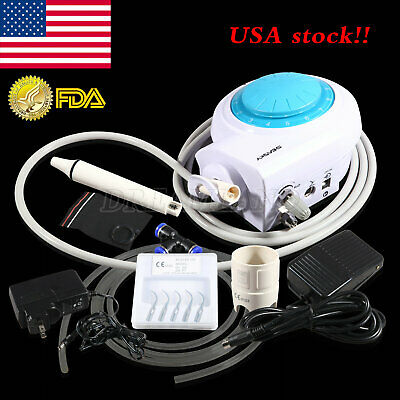 Scaling Perio Dental Ultrasonic Cavitron Scaler Fit Ems Woodpecker Handpiece