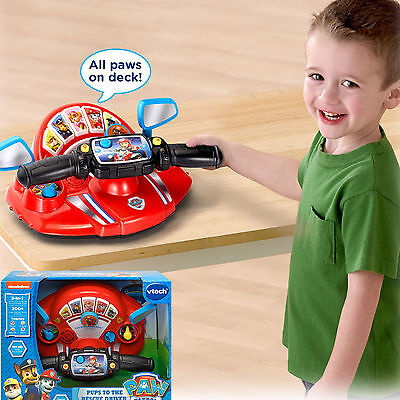 Paw Patrol Party Games (PAW Patrol Game Pup Rescue Driver Vtech Ryder ATV Play Fun Party Toy Vehicle)