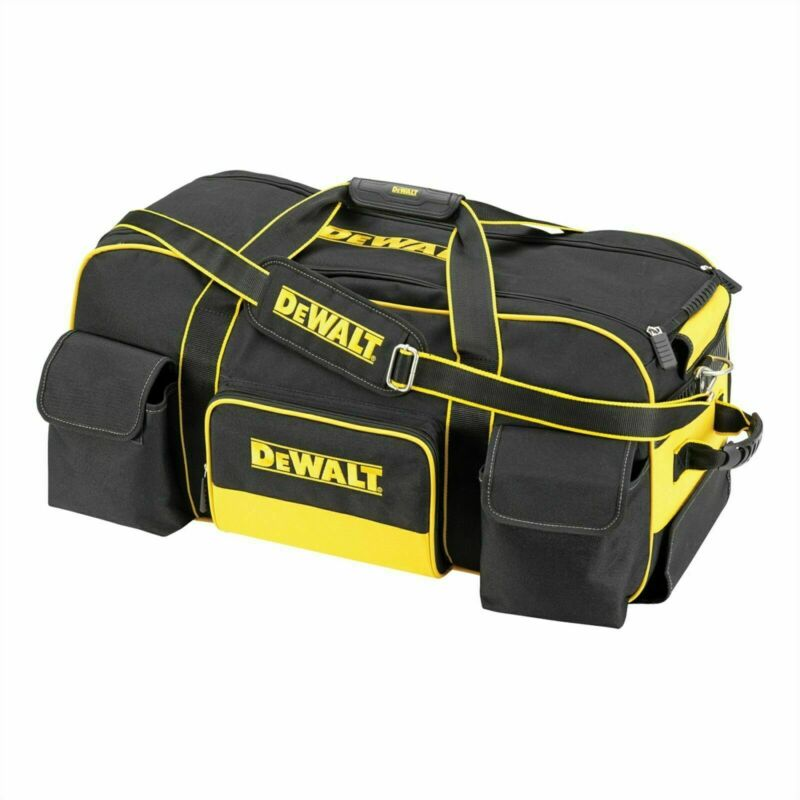 Dewalt Heavy Duty Roller Tool Bag - Usa Brand
