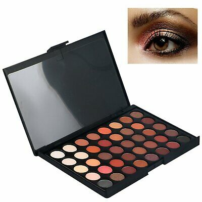Eyeshadow Palette Makeup 40 Color Cream Eye Shadow Matte Shimmer Set Cosmetic Eye Shadow