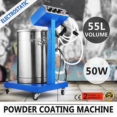 Wx-958 Powder Coating System Machine Professional Industrial Spray Gun Excellent