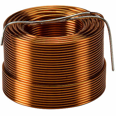 Jantzen 1048 1.3mh 18 Awg Air Core Inductor