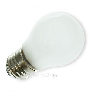 lg fridge freezer light bulb 40w es e27 refrigerator lamp. Black Bedroom Furniture Sets. Home Design Ideas
