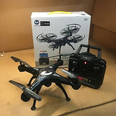 BK3G175 Dong Hang X5SW-1 4 CH Remote Control Quadcopter