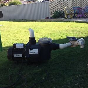 Pool/ spa pump working Wilson Canning Area Preview
