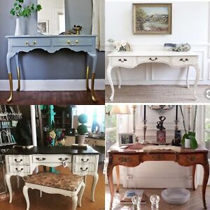 LOOKING FOR a French provincial desk