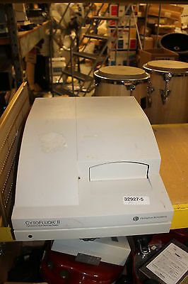 Perspective Biosystems Cytofluor Ii Fluoresence Multi-well Plate Reader
