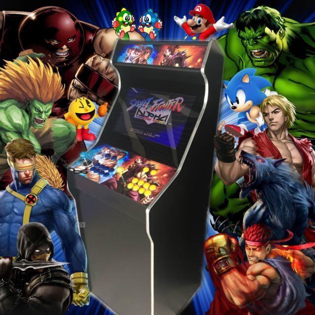 Arcade Machine 3000 To 30,000 Games