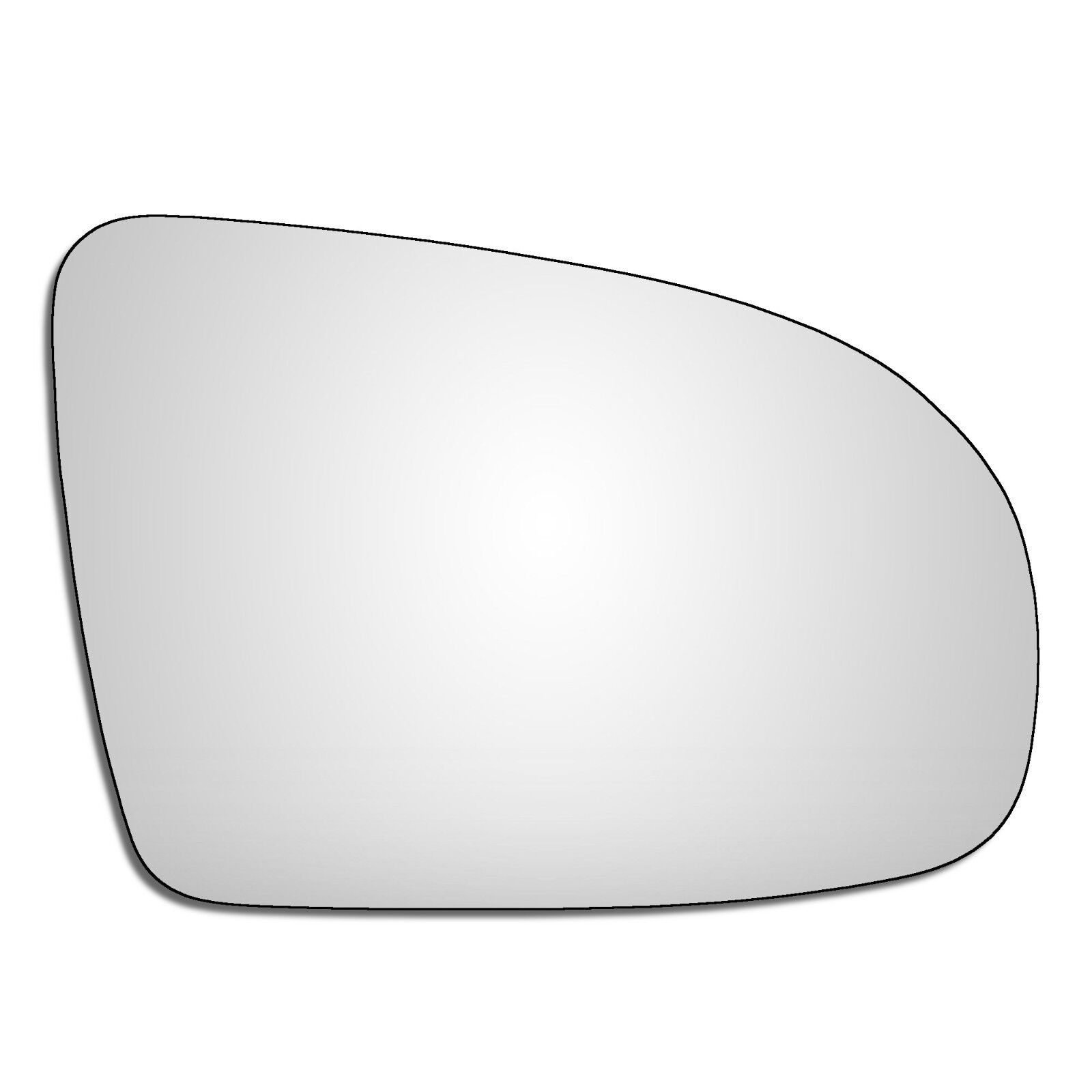 VAUXHALL CORSA - RIGHT 93 TO 00 Replacement Mirror Glass
