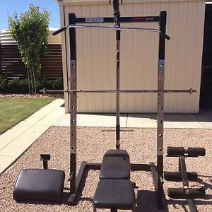 Home Gym Weight Set New Town Copper Coast Preview